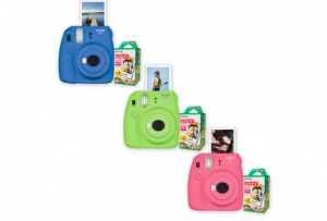 Best Christmas Gifts for University Students | Fujifilm Instax Mini Camera