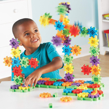 Learning Resources Gears! Gears! Gears! | Top STEM Toys for Children ages 3-5
