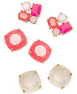 kate spade new york Stud Earrings from Macy's | Bridal Earrings from Macy's