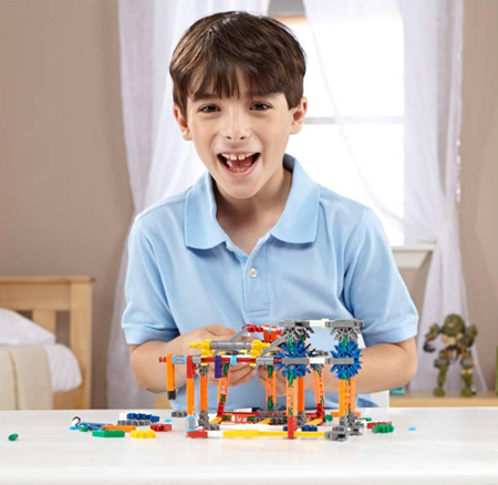 Fun STEM Toys for Children | K'NEX Building Set