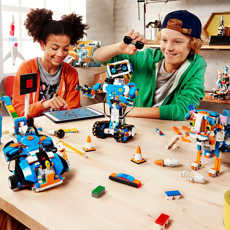 LEGO Boost Creative Toolbox | Best STEM Toys for Older Kids