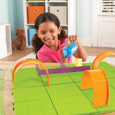Code and Go Robot Mouse Activity Set | Top STEM Toys for 2017