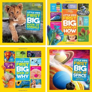 National Geographic Little Kid First Big Books |Top STEM Books for Kids