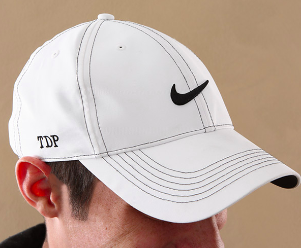Holiday Gifts for College Students | Personalized Nike golf cap