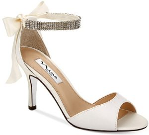 Nina Vinne Wedding Shoes from Macy's