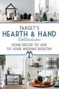 Target's Heath & Hand Collection   Home Decor to Add to Your Wedding Registry