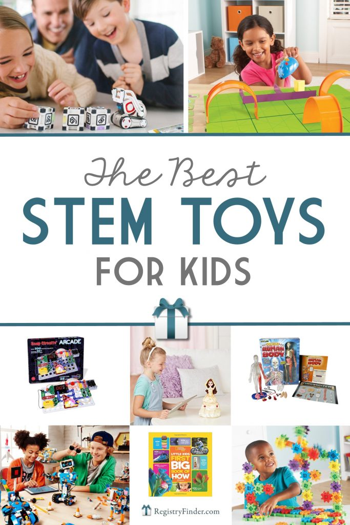The Best STEM Toys for Kids of all ages