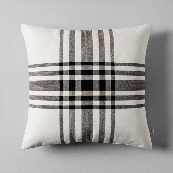 Hearth & Hand™ with Magnolia Plaid Throw Pillow