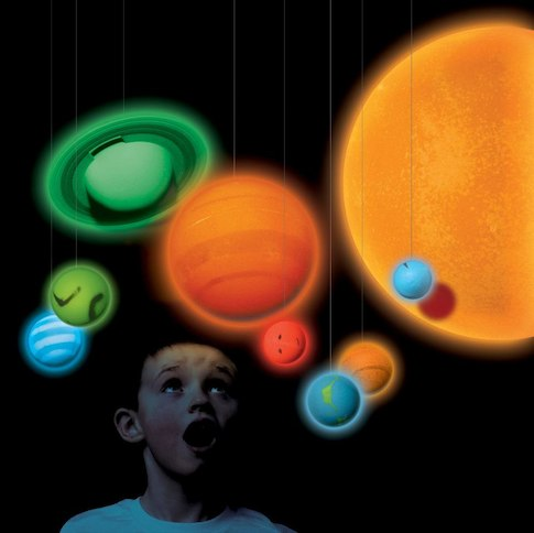 Glow in the Dark Solar System | Best STEM Toys for Children