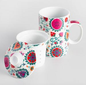 Best Gifts for College Students | Tea Infuser mug