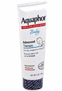 Winter Baby Essentials | Aquaphor Baby Ointment