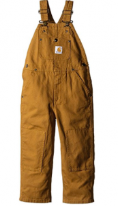 Winter Baby Essentials | Carhartt Baby Bib Overalls