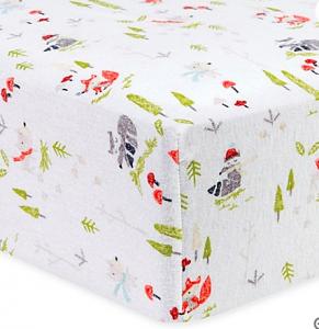 Winter Baby Essentials   Flannel Sheets