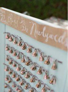 Alternative Wedding Send-offs | Ring a Bell