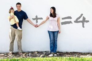 Family Formula Pregnancy Announcement Baby 2