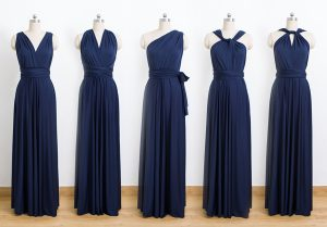 Affordable Maxi Infinity Dress for Bridesmaids