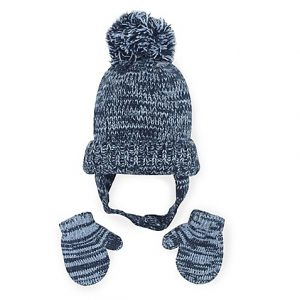 Winter Baby Essentials | Hat and Mitten Set