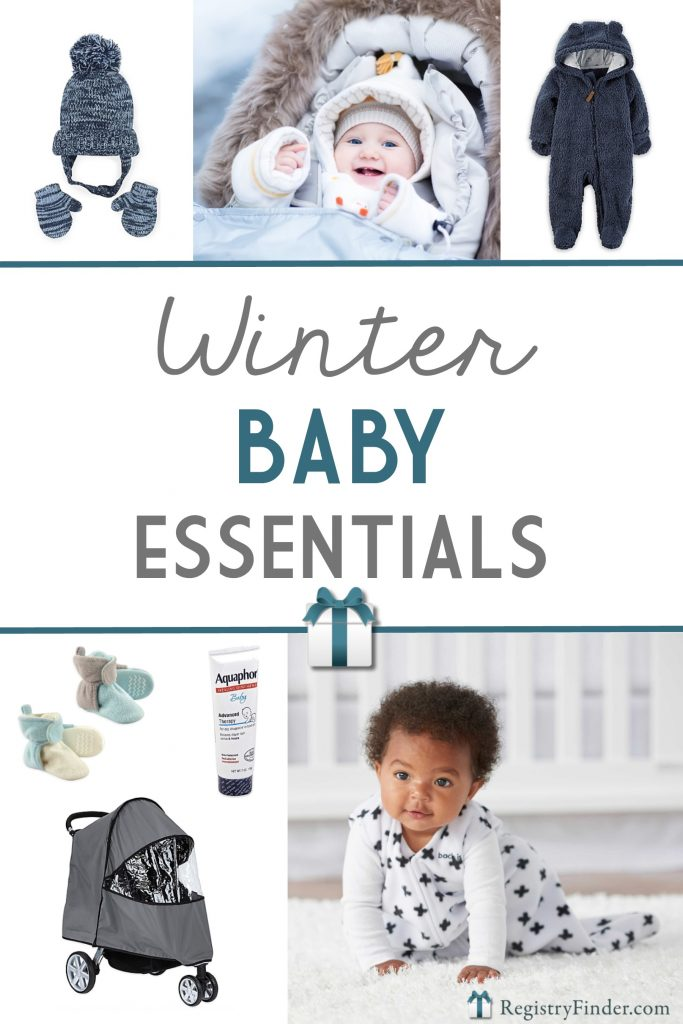 Winter Baby Essentials | Everything You Need to Keep Your Tiny Tot Cozy & Warm this Winter