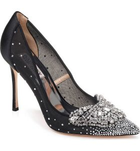 classic pumps for wedding