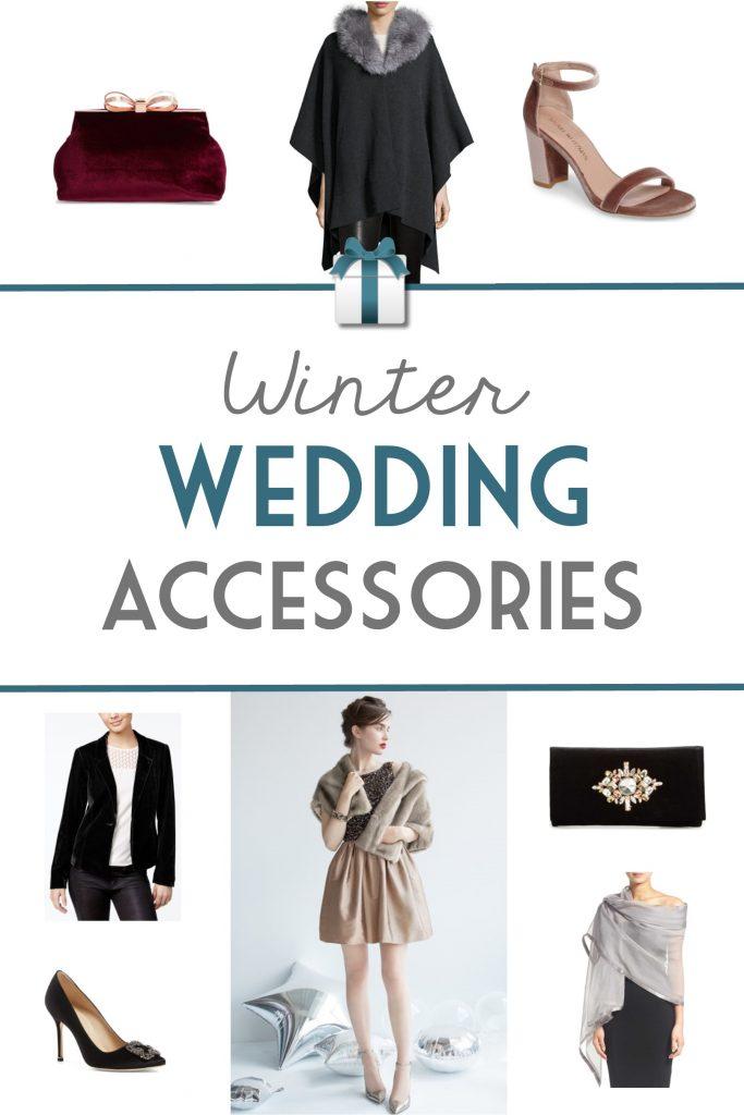Wow-Worthy Winter Wedding Accessories