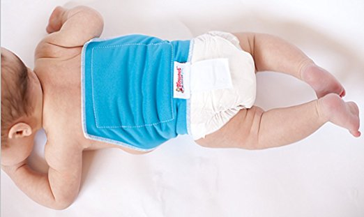 Blowout Blocker Diaper Extension