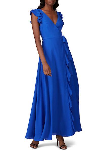 Affordable Bridesmaid Dresses | Cobalt Kira Dress by Fame + Partners