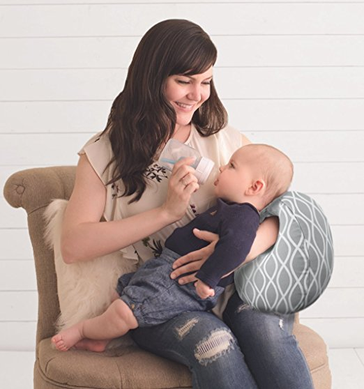 Itzy Ritzy Milk Boss Infant Feeding Support Pillow