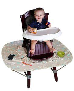 Kidz Katch High Chair food and mess catcher
