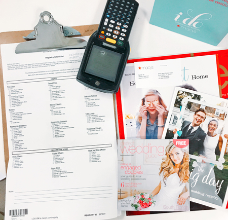 Everything You Need to Know About Macy's Wedding Registry   The Registry Checklist