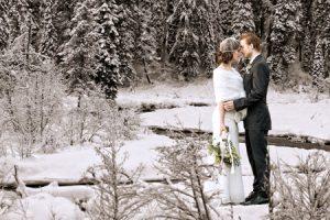 Planning a destination wedding | Winter wedding