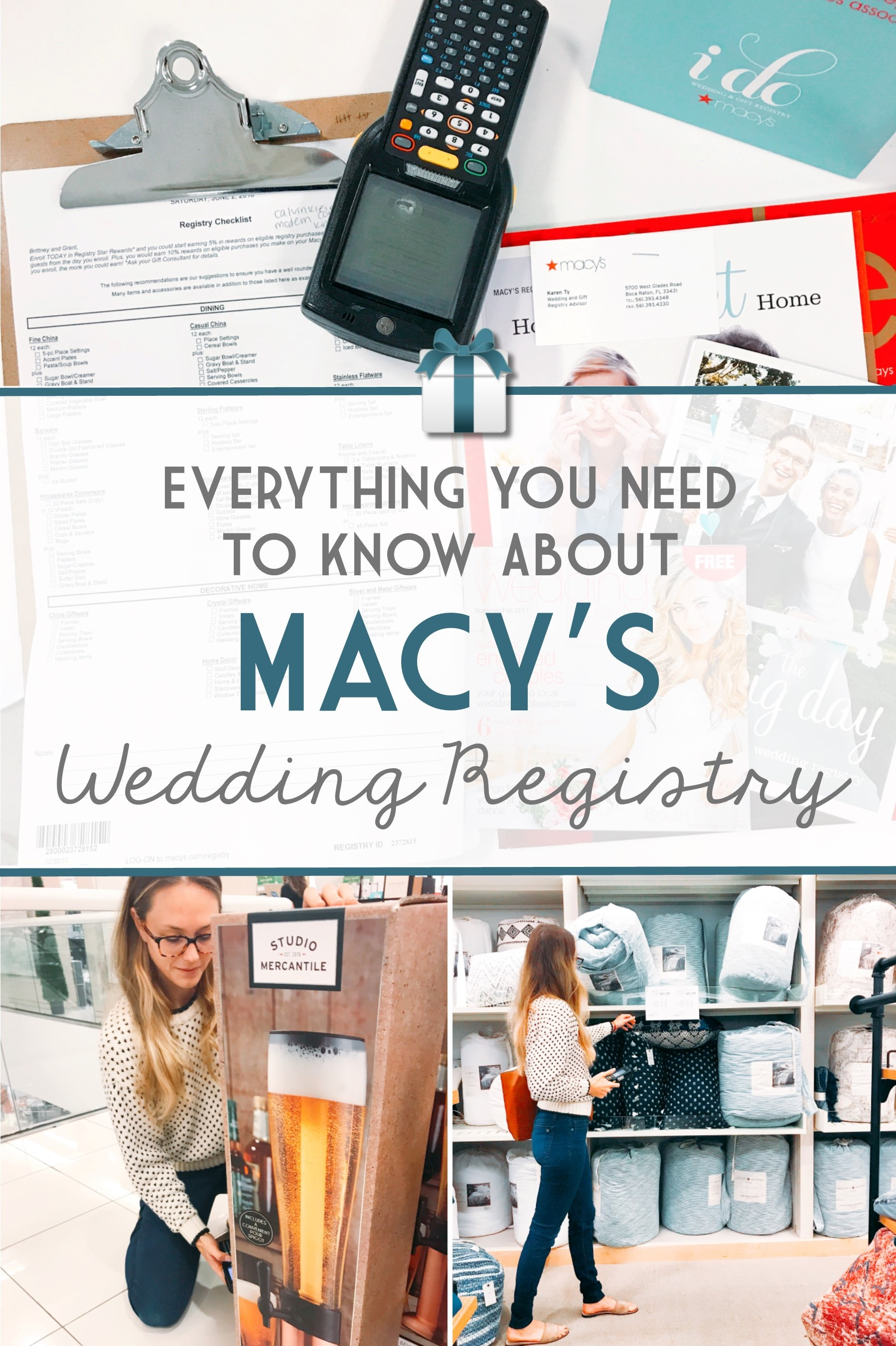 Everything You Need To Know About Macy S Wedding Registry