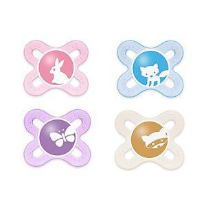 MAM Start Tender Newborn 2-Pack Pacifiers BuyBuy Baby