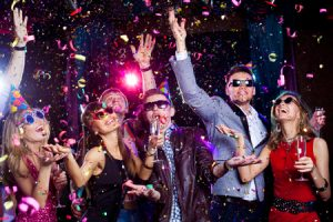 Wedding weekend events | Holiday weekend wedding