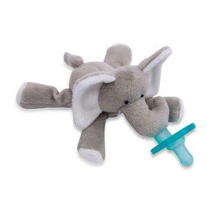 WubbaNub Infant Elephant Pacifier BuyBuy Baby