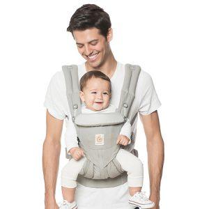 Ergo 360 Pearl Grey BuyBuy Baby