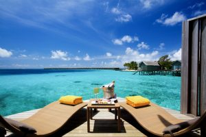 Enter to Win a Honeymoon to the Maldives!