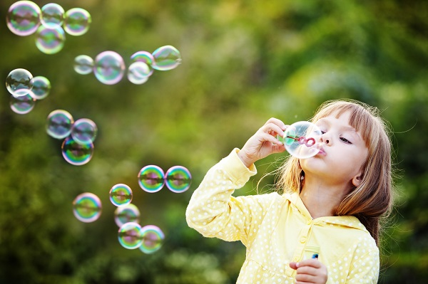 Summer Baby Essentials | Bubbles