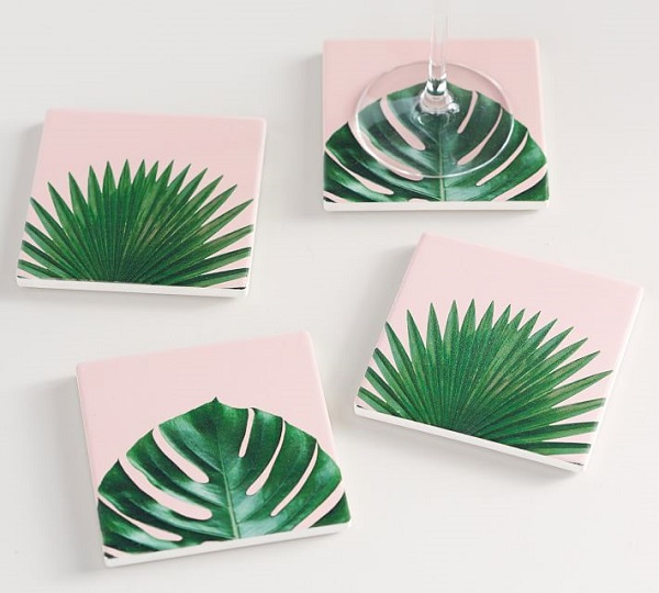 Pottery Barn and Lilly Pulitzer | Coasters