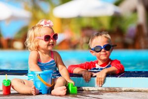 kid pool clothes