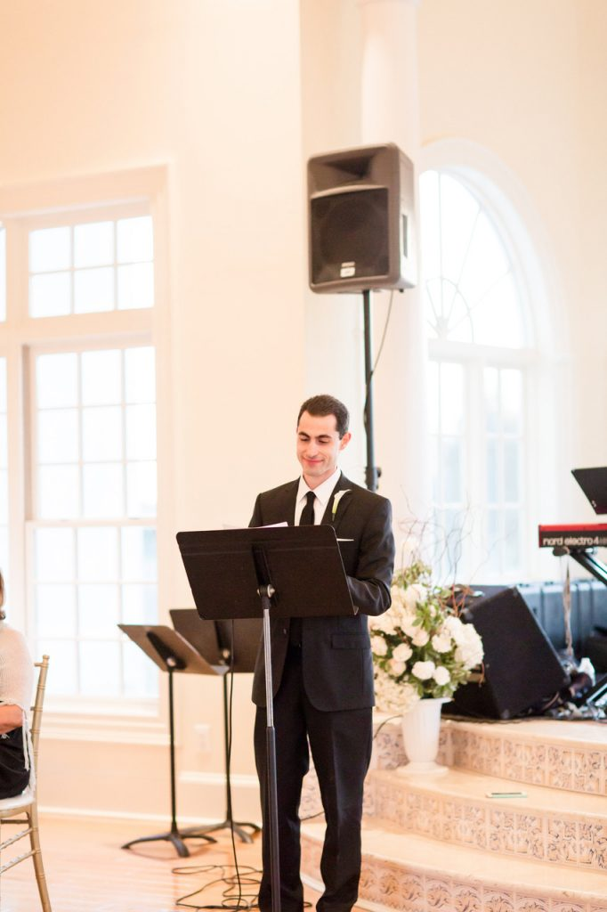 Best man speech tips and guidelines