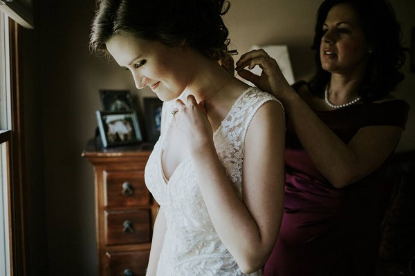 How to Have a Stress-Free Wedding Morning | Spend Time with your Parents