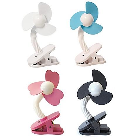 Summer Baby Essentials | Dreambaby Stroller Fan