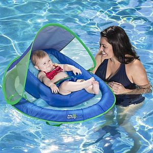 Summer Baby Essentials | SwimWays Infant Pool Float
