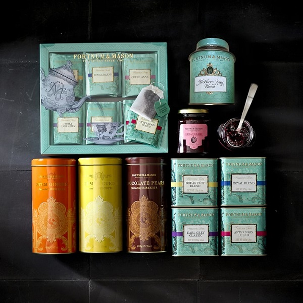 Fortnum & Mason Famous Teas Williams Sonoma