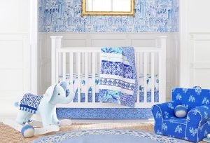 Pottery Barn and Lilly Pulitzer | Nursery Bedding Sets for Boys and Girls