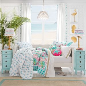 Pottery Barn and Lilly Pulitzer | PBTeen Bedroom