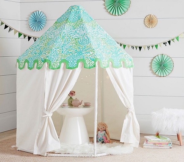 Pottery Barn and Lilly Pulitzer | Children's Playhouse