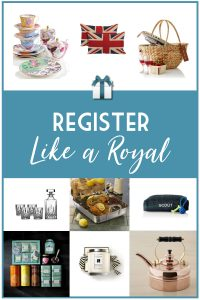 Register Like a Royal: Gifts for Couples Who Love Harry and Meghan