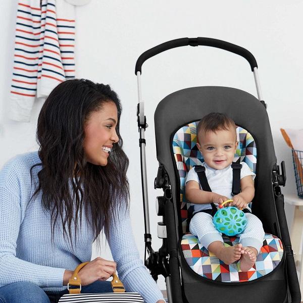 Summer Baby Essentials | Stroller Cooling Liner