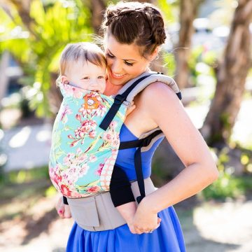 Summer Baby Essentials | Tula Baby Carrier